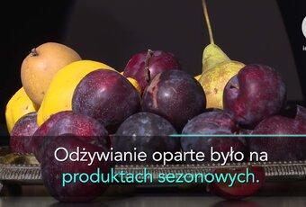 Bociany, łabędzie i minogi, czyli co jedzono w dawnej Polsce? (wideo)