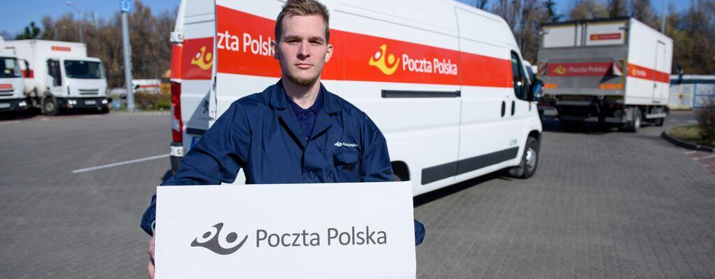 Poczta Polska zdała maturę na 100 procent