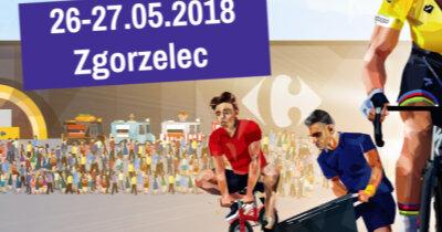 Carrefour Polska sponsorem głównym miasteczka kolarskiego Roadshow w Zgorzelcu