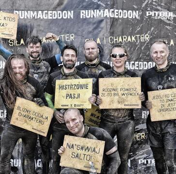 Wiosenny sezon biegowy z Runmageddonem rozpoczęty