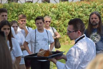 Ostatni Mikser Kulinarny w drugiej edycji  programu Szef dla Młodych Talentów (foto- i wideorelacja)