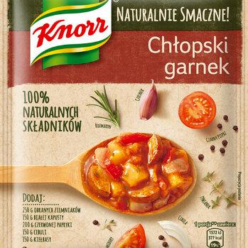 Zdjęcie: Co w garnku piszczy? Nowości z linii Naturalnie Smaczne! Knorr