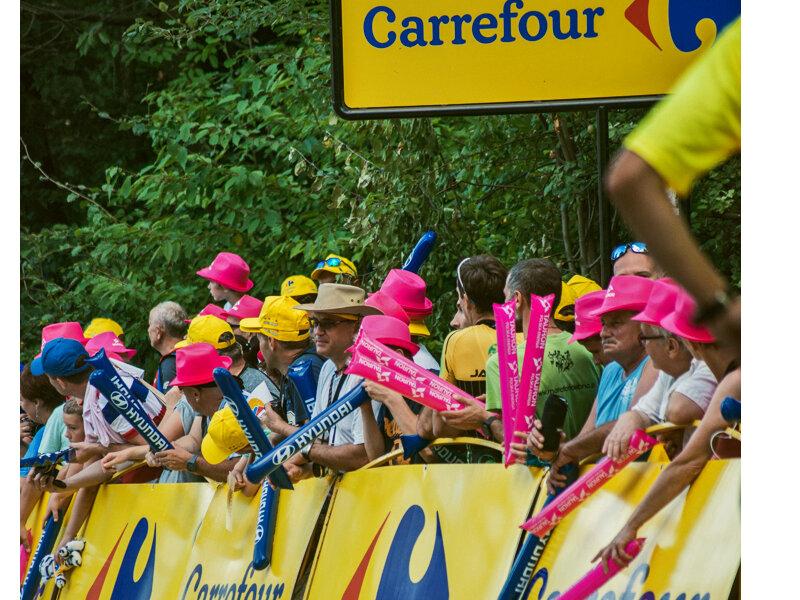 Jubileuszowe 75. Tour de Pologne z Carrefour Polska