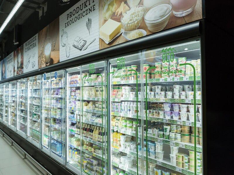 Blisko 80% sklepów Carrefour Polska z rozwiązaniami proekologicznymi