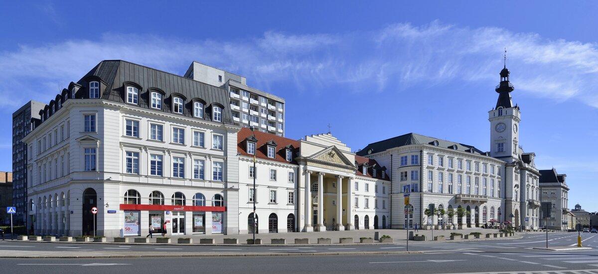Cushman & Wakefield pośredniczy w sprzedaży Pałacu Jabłonowskich