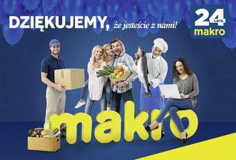 MAKRO Polska świętuje z klientami 24 urodziny