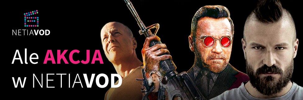 """""""Pitbull. Ostatni pies"""" i inne mocne filmy w Netia VOD"""