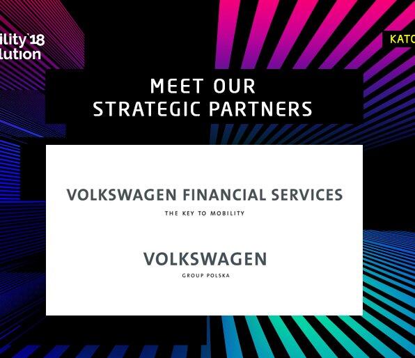Volkswagen Financial Services partnerem strategicznym Impact mobility rEVolution'18