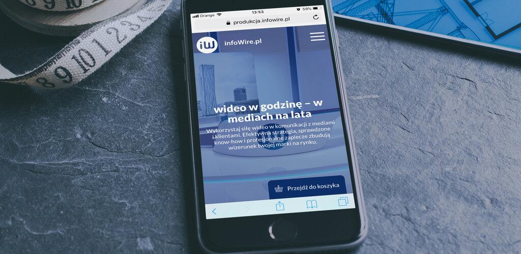 Nowy projekt edukacyjny infoWire.pl związany z komunikacją wideo