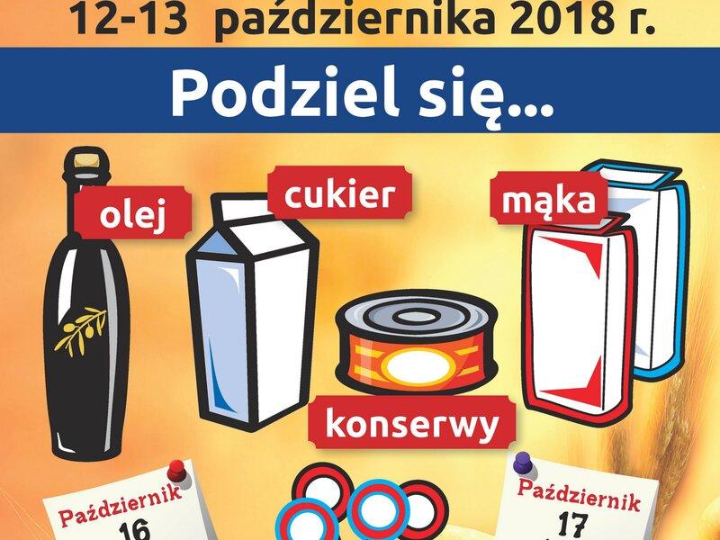 Podziel się z potrzebującymi z okazji Światowego Dnia Żywności – rusza zbiórka w Carrefour Białystok