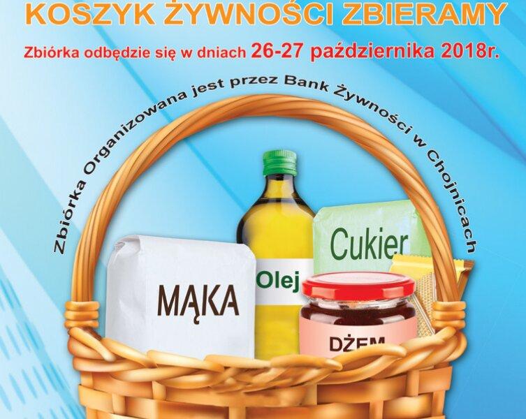 Zbiórka dla seniorów w Chojnicach – przekaż produkty dla potrzebujących w hipermarkecie Carrefour