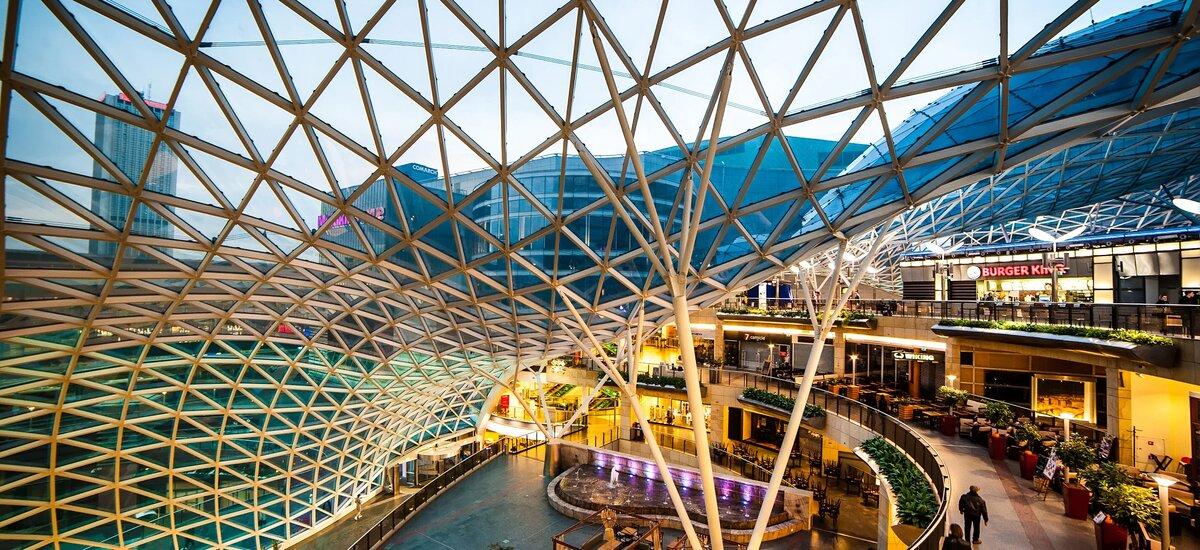 Rynek centrów handlowych w Europie wkracza w fazę dojrzałą przy jednoczesnym spowolnieniu przyrostu nowej podaży