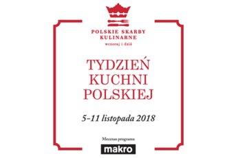 Sto restauracji świętuje stulecie odzyskania niepodległości w ramach Tygodnia Kuchni Polskiej