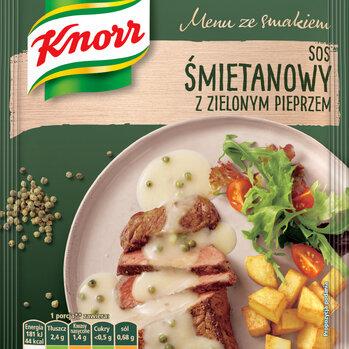 Zdjęcie: NOWOŚĆ! Nowe sosy suche Knorr – przywitaj Boże Narodzenie ze smakiem