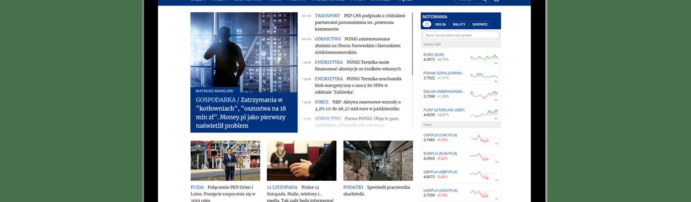 Nowa odsłona money.pl