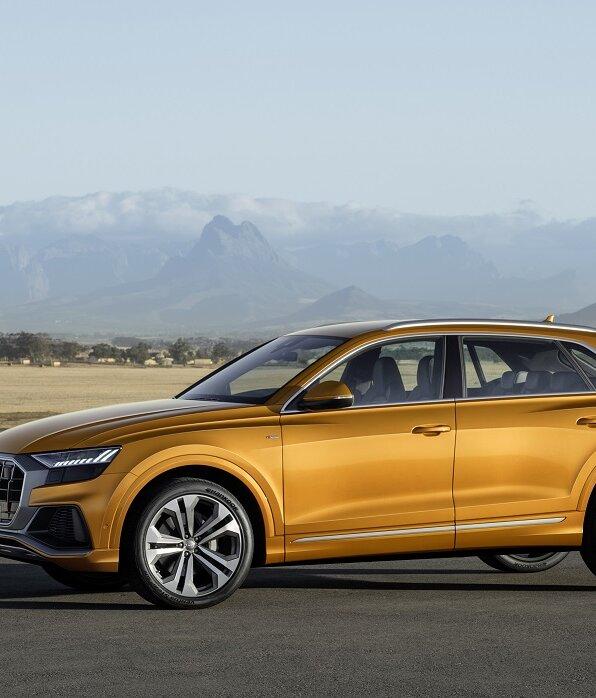 Leasing Audi Perfect Lease  nagrodzony Laurem Konsumenta 2018, jako Odkrycie Roku