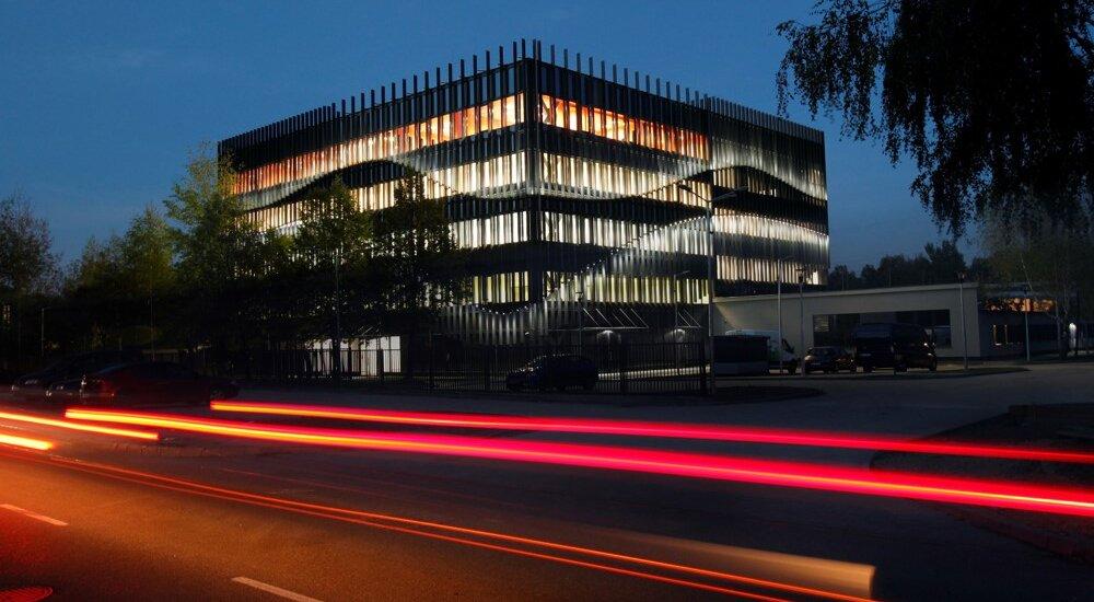 CSHARK wynajmuje całe piętro w katowickim Parku Technologicznym Ekoenergia – Woda – Bezpieczeństwo
