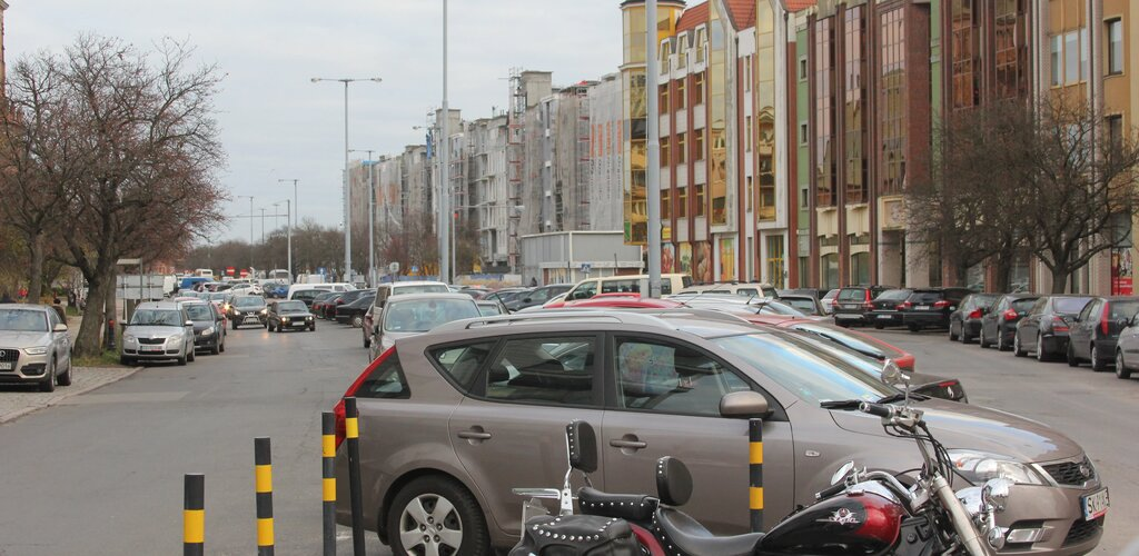 """Innowacje z Energą - """"Smart Parking""""  w Gdańsku"""