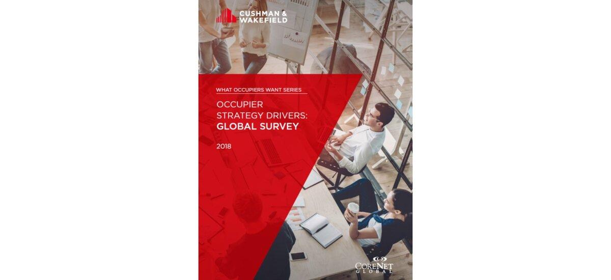 """Dostępność talentów najważniejszym czynnikiem warunkującym wybór nowej lokalizacji  – wyniki badania """"What Occupiers Want - Global Survey 2018"""""""