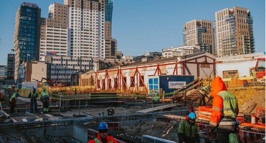 Grupa Capital Park przeprowadziła wyjątkową operację budowlaną na terenie Dawnej Fabryki Norblina