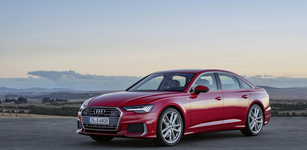 Przewaga dzięki perfekcji - Audi Perfect Lease