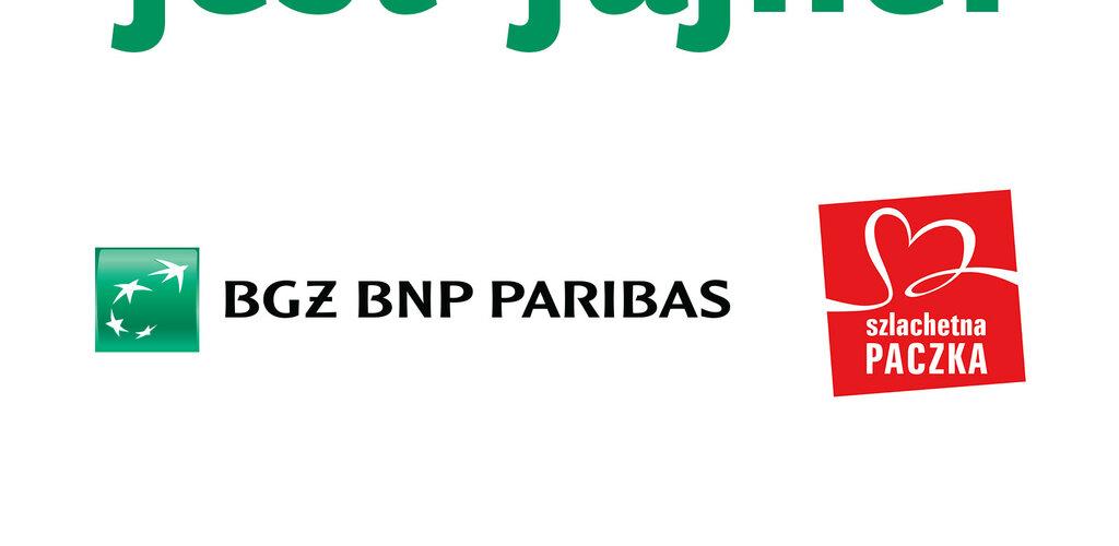 Pomaganie jest fajne! - Bank BGŻ BNP Paribas partnerem strategicznym Szlachetnej Paczki