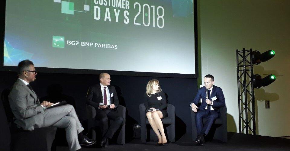 Customer Days w Banku BGŻ BNP Paribas