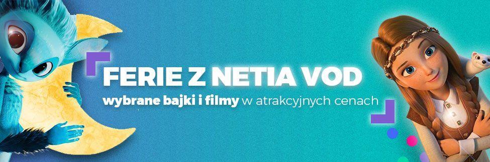 Ferie z Netia VOD!