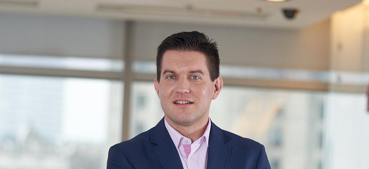 Cushman & Wakefield z nowym szefem działu Asset Services Business Space