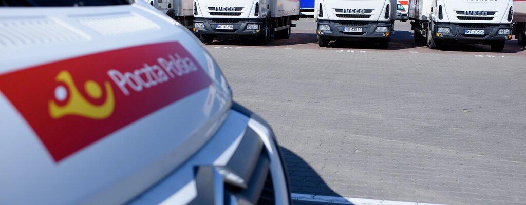 Poczta Polska zaktualizowała strategię. Spółka planuje do 2023 roku podwoić przychody z rynku paczkowego
