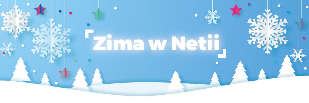 Zimowe szaleństwo w Telewizji Osobistej Netii