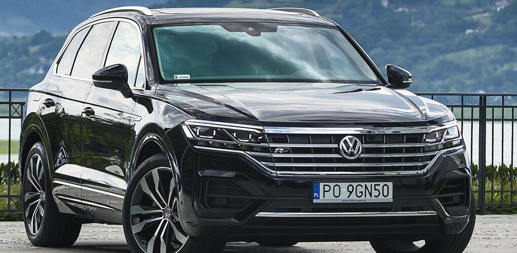 Rekordy Volkswagena w Polsce