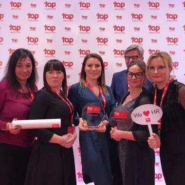 Provident Polska w pierwszej piątce Top Employer!