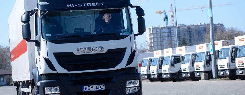 Poczta Polska  uruchomiła usługę do przesyłania towarów w Europie