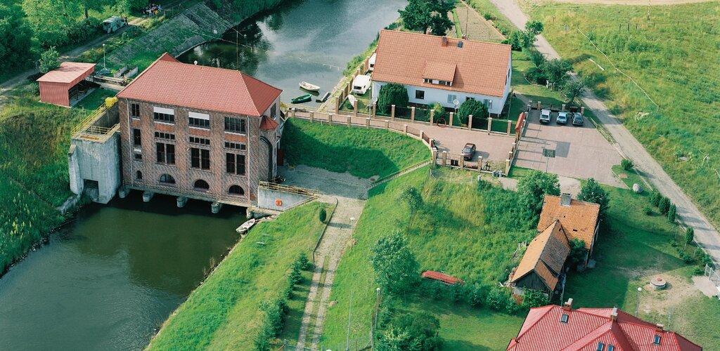 Energa zmodernizowała elektrownię wodną w Borowie