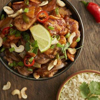 Zdjęcie: Czas na Orient w kuchni! Poznaj autentyczny smak Korei, Indii i Tajlandii