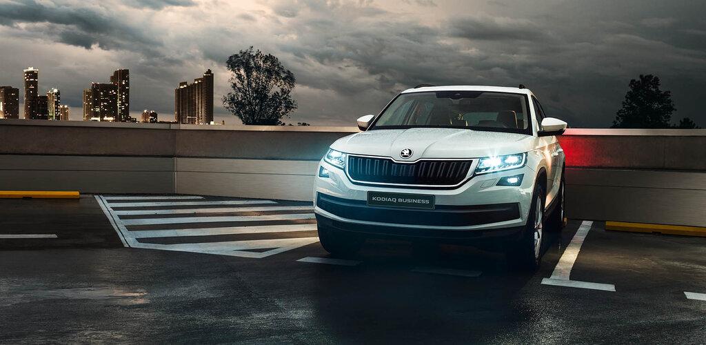Škoda nadal liderem rynku nowych samochodów