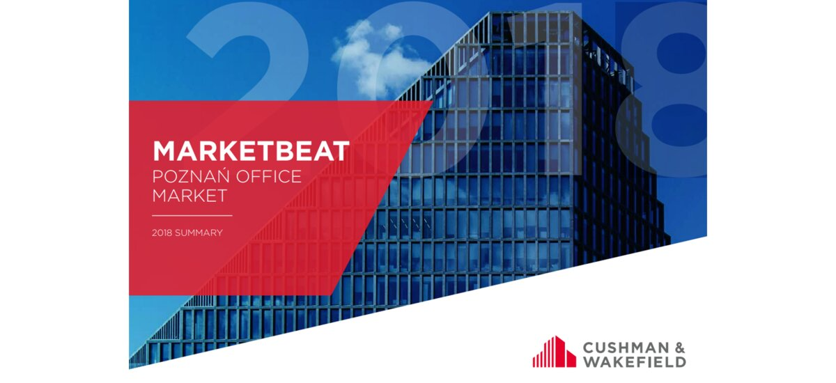 Office undersupply in Poznań. Tenants look forward to new projects.