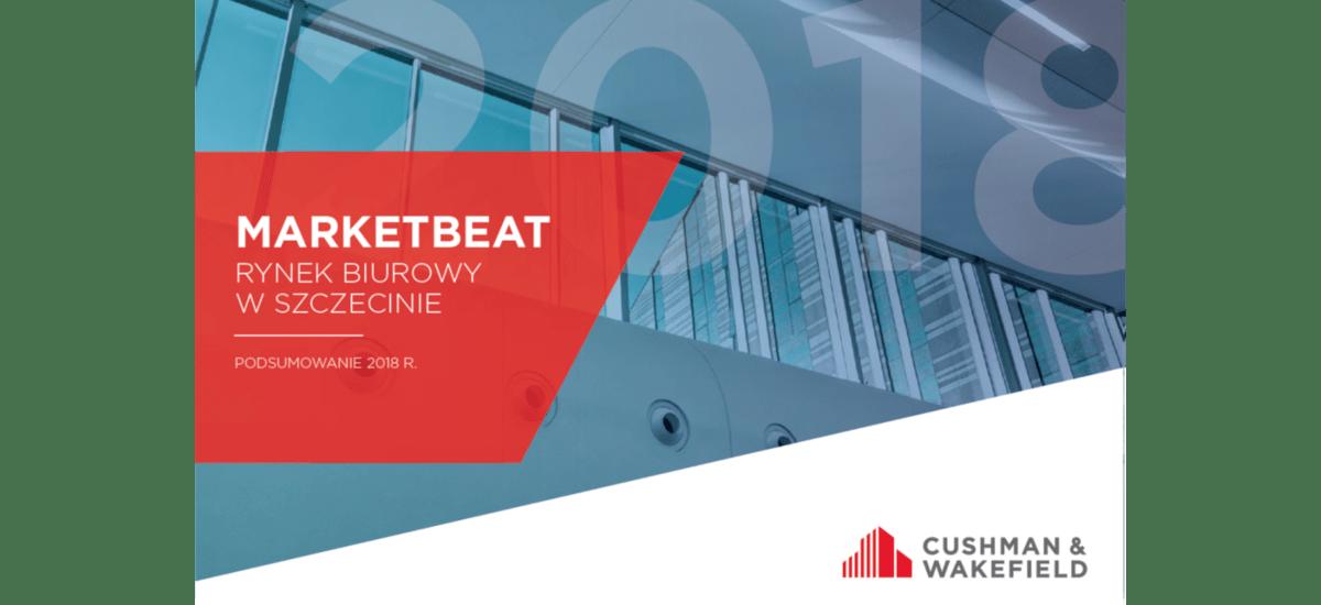 Rozwój rynku biurowego w Szczecinie przyśpieszy w 2019 roku