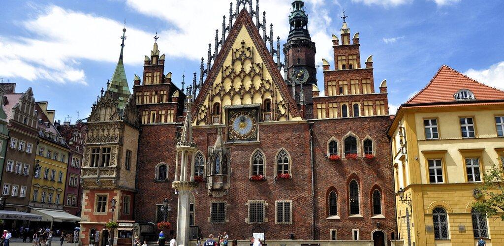 Wrocław miastem o najlepszej reputacji