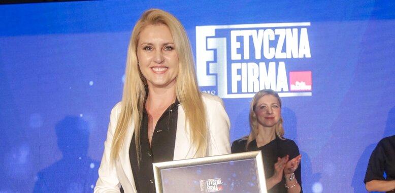 """Provident Polska z tytułem Etyczna Firma """"Pulsu Biznesu"""""""