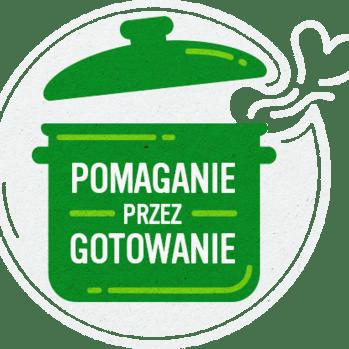 """Zdjęcie: """"Pomaganie przez gotowanie"""" – akcja dotarła do Katowic! Warsztaty kulinarne dla wychowanków domów dziecka i seniorów"""