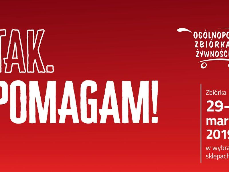 TAK, POMAGAM! – przekaż produkty na Wielkanoc podopiecznym Caritas w sklepach Carrefour
