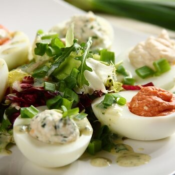 Zdjęcie: Bez jajka ani rusz! Najlepsze przepisy na wielkanocne potrawy z jajkiem