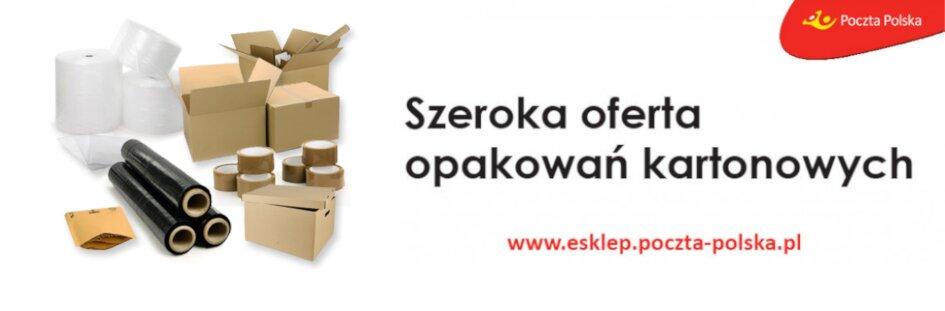Poczta Polska pakuje nasze zakupy internetowe – ponad pół miliona opakowań miesięcznie pochodzi z jej e-sklepu