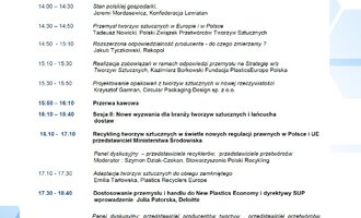 Konferencja PZPTS 14 maja w Warszawie