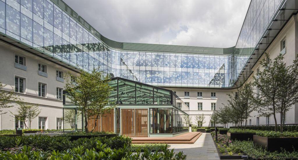 Cushman & Wakefield reprezentuje WeWork w Europejskim