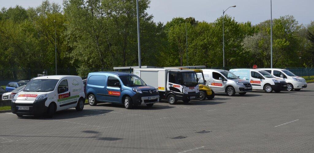 Poczta Polska pozyska auta elektryczne