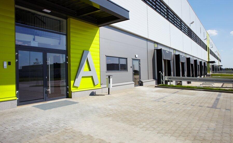 Producent sprzętu sportowego nowym najemcą Gate One Business Park