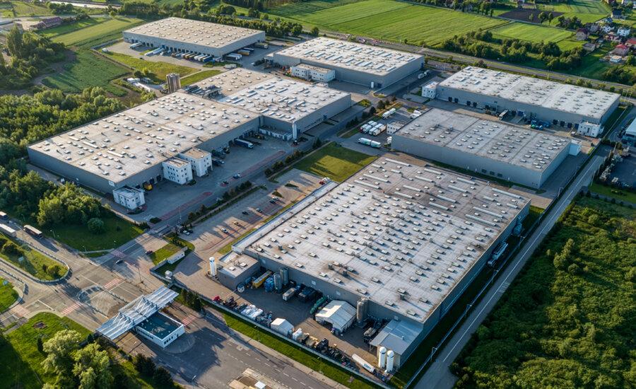 Logistic Park Tychy z najemcą na 10 lat